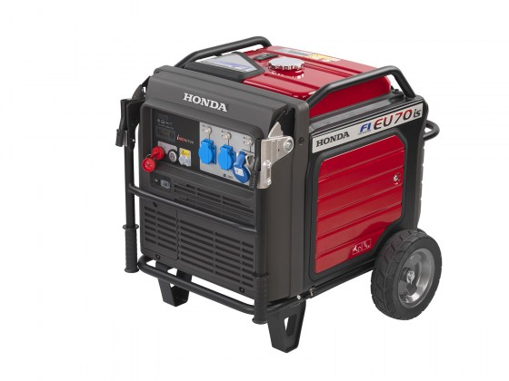 Honda_generator_EU70is-infra